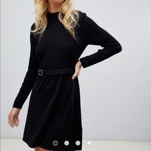 Black dress from freepeople